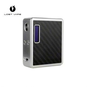 SQUARE DNA 40 SILVER/BLACK BY LOST VAPE