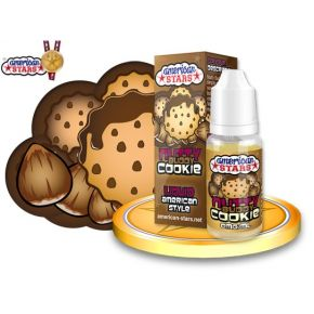 AMERICAN STARS NUTTY BUDDY COOKIE ELIQUID 30ML BY FLAVOURTEC