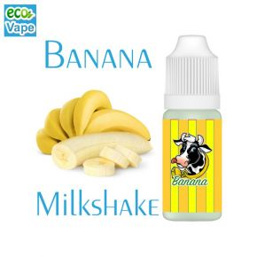 ECOVAPE BANANA MILKSHAKE ELIQUID 30ML