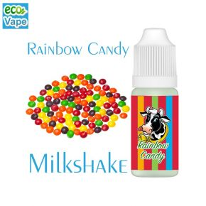 ECOVAPE RAINBOW CANDY MILKSHAKE ELIQUID 30ML