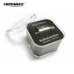 WISMEC INDESTRUCTIBLE RDA BY JAY BO