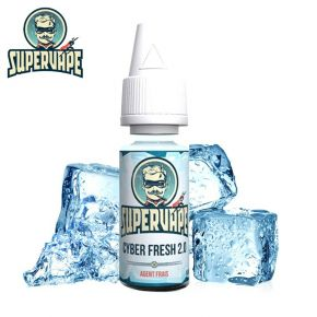 SUPERVAPE MOLECULE CYBER FRESH 2.0 10ML