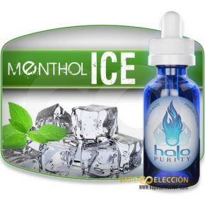 HALO MENTHOL ICE ELIQUID 30ML