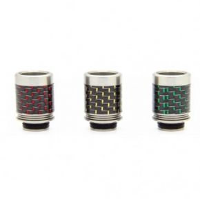 DRIP TIP FIBRA DE CARBONO BIG DRIPPER