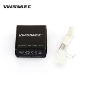 WISMEC NOTCH COIL PACK 5PCS.