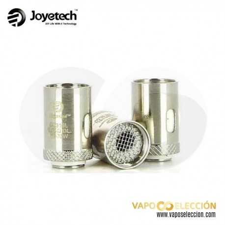 JOYETECH NOTCH COIL PACK 5UDS.