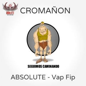 VAPFIP ABSOLUTE CROMAÑON ELIQUID 30ML