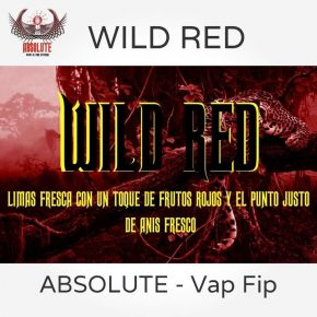 VAPFIP ABSOLUTE WILD RED ELIQUID 30ML