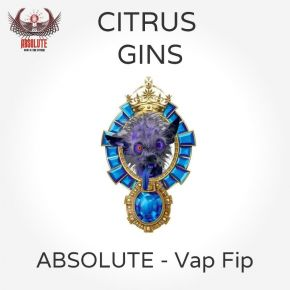 VAPFIP ABSOLUTE CITRUS GIN ELIQUID 30ML