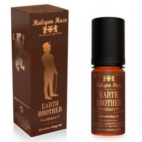 HALCYON HAZE EARTH BROTHER ELIQUID 10ML