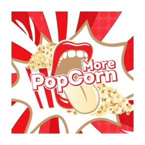 BIG MOUTH MORE POPCORN FLAVOUR
