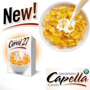 CAPELLA CEREAL 27 FLAVOUR 10 ML