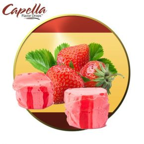 AROMA CAPELLA STRAWBERRY TAFFY 10 ML