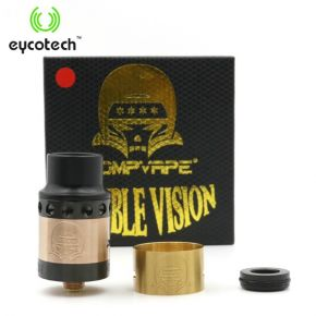 EYCOTECH DOUBLE VISION RDA GOLD EDITION