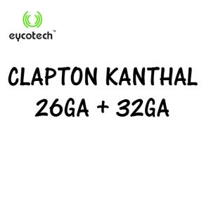 EYCOTECH CLAPTON KANTHAL ROLL COIL