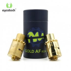 EYCOTECH TWISTED MESSES V2 AF GOLD RDA