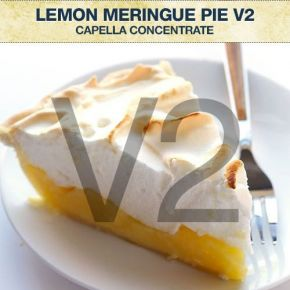 Aroma Capella Lemon Merengue Pie V2 10ml