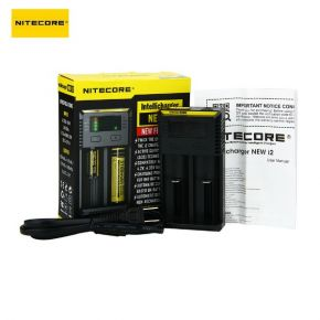 NITECORE INTELLIGHARGER I2 V2