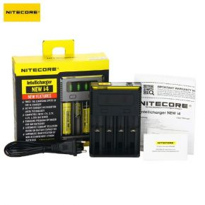 NITECORE INTELLIGHARGER I4 V2
