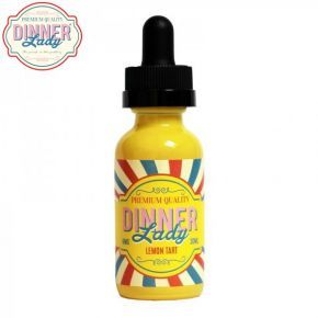 DINNER LADY LEMON TART ELIQUID 30ML