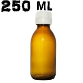 FRASCO DIN28 TOPACIO 125ML
