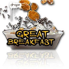 DROPS GREAT BREAKFAST ELIQUID 30ML