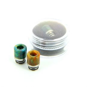 DRIP TIP 510 EPOXY RESINE WIDE BORE