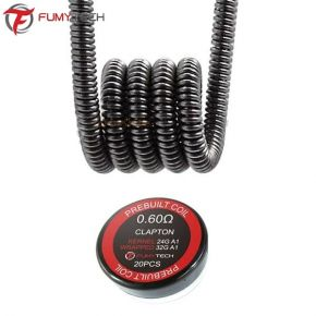 COIL CLAPTON 20UDS | FUMYTECH