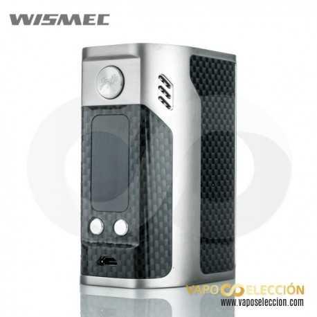 WISMEC REULEAUX RX300 TC CARBON FIBER VERSION
