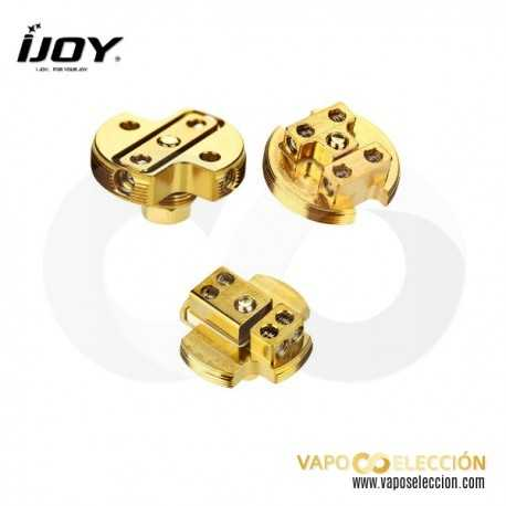 IJOY GOLD PLATED BUILDING DECK COMBO/LIMITLESS RDTA
