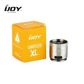 IJOY XL-2S DUAL COIL RTA DECK