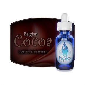 HALO BELGIAN COCOA ELIQUID 30ML