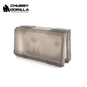 CHUBBY GORILLA 18650 DUAL BATTERY CASE