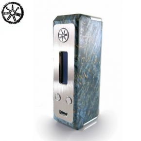 ASMODUS SILVANUSA STABILIZED WOOD BOX MOD