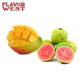 MANGO GUAVA Flavour FLAVOR WEST 10ml