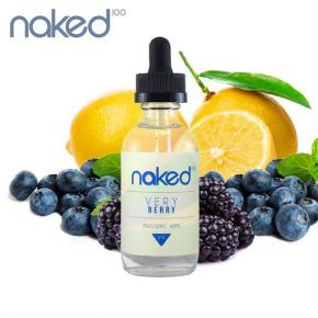 NAKED 100 VERY BERRY ELIQUID 60 ML