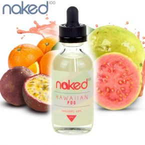 NAKED 100 HAWAIIAN POG ELIQUID 60 ML