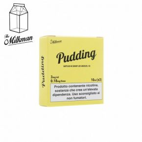 PUDDING BY THE MILKMAN ELIQUID 3x10ML