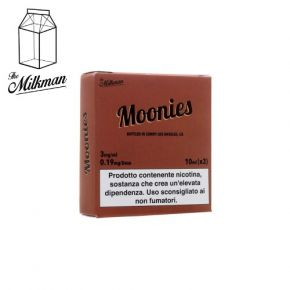 MOONIES BY THE MILKMAN ELIQUID 3x10ML