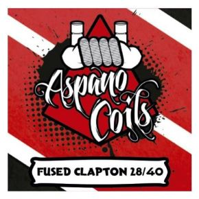 ASPANO COIL FRAMED STAPLE FUSED CLAPTON