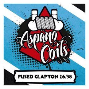 ASPANO COIL FRAMED STAPLE FUSED CLAPTON