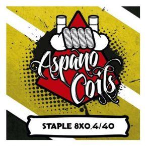 ASPANO COIL STAPLE 0,16 Ω