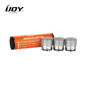IJOY XL-C2 LIGHT-UP CHIP COIL PACK 3UDS.