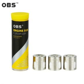 OBS COTTON COIL FOR ENGINE SUB PACK 3UDS.