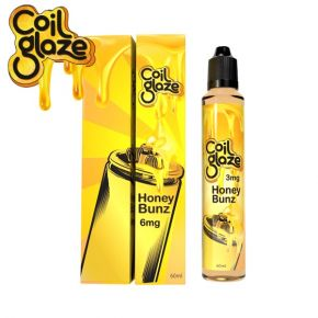 COIL GLAZE HONEY BUNZ ELIQUID 60 ML