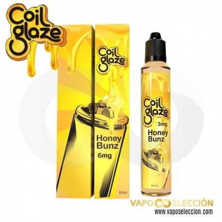 COIL GLAZE BERRY BLUEZ ELIQUID 60 ML