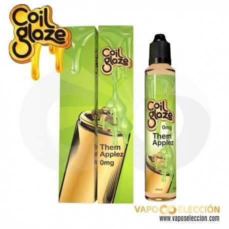COIL GLAZE HONEY BUNZ ELIQUID 60 ML