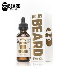 BEARD VAPE Nº 05 ELIQUID 60ML