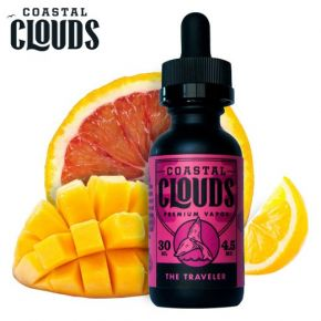 COASTAL CLOUDS THE TRAVELER ELIQUID 60 ML