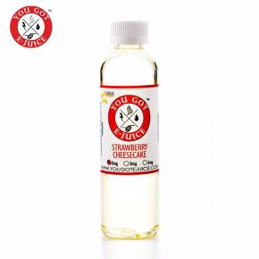 YOU GOT A JUICE STRAWBERRY CHEESECAKE 120 ML